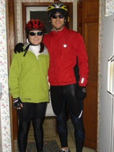 2008 Thanksgiving ride - inside